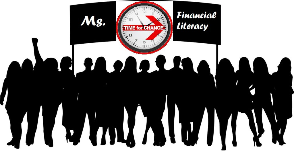 Ms. Financial Literacy transformative moment