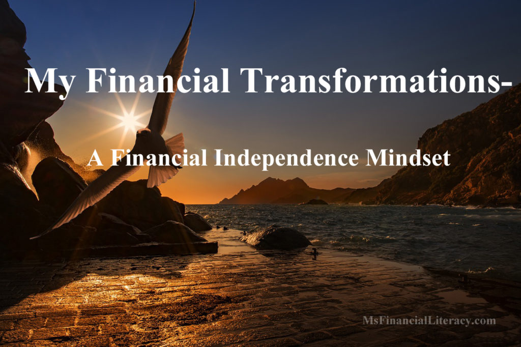 financial independence financial transformation