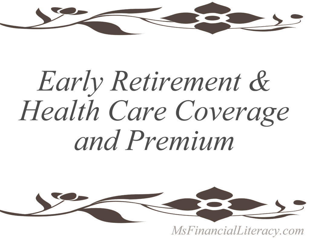 early retirement and health care coverage
